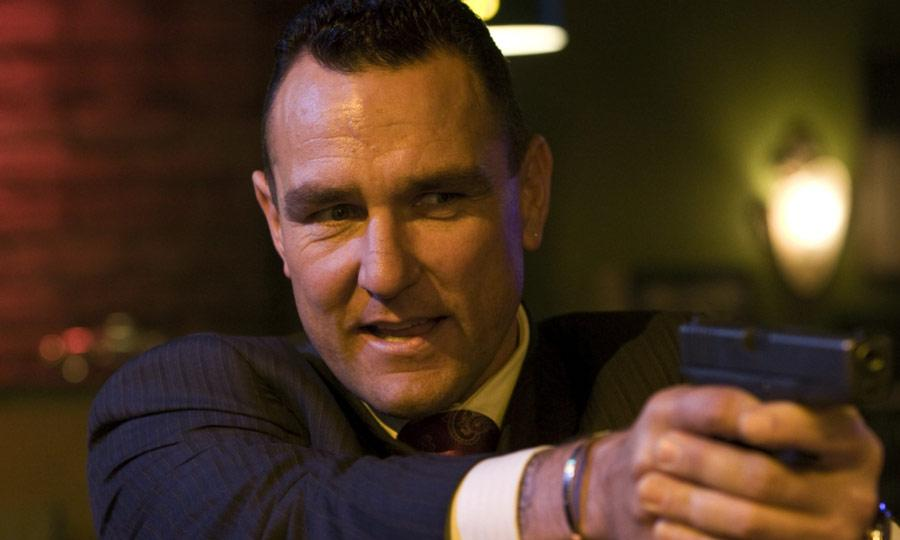 Vinnie Jones Arrow