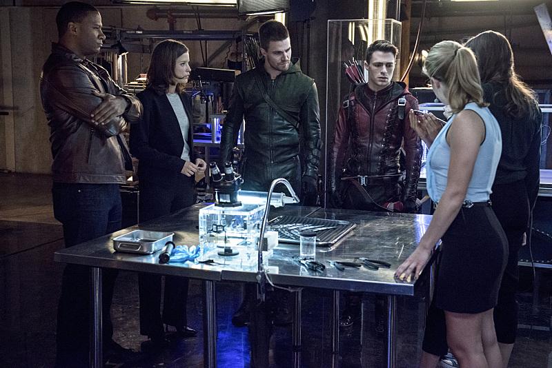 Arrow Flash Crossover 11