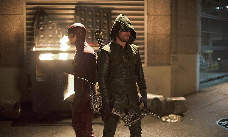 Arrow Flash Crossover Fotos