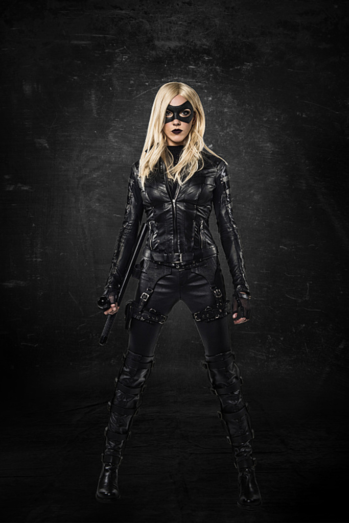 Katie Cassidy Black Canary 2