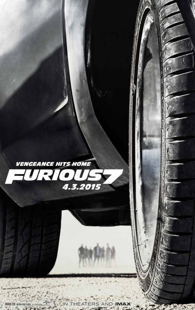 Fast & Furious 7 Trailer und Poster
