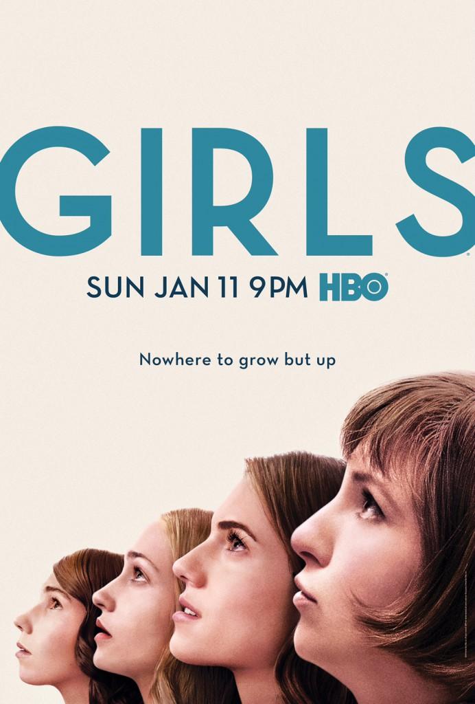 Girls Season 4 Poster 1