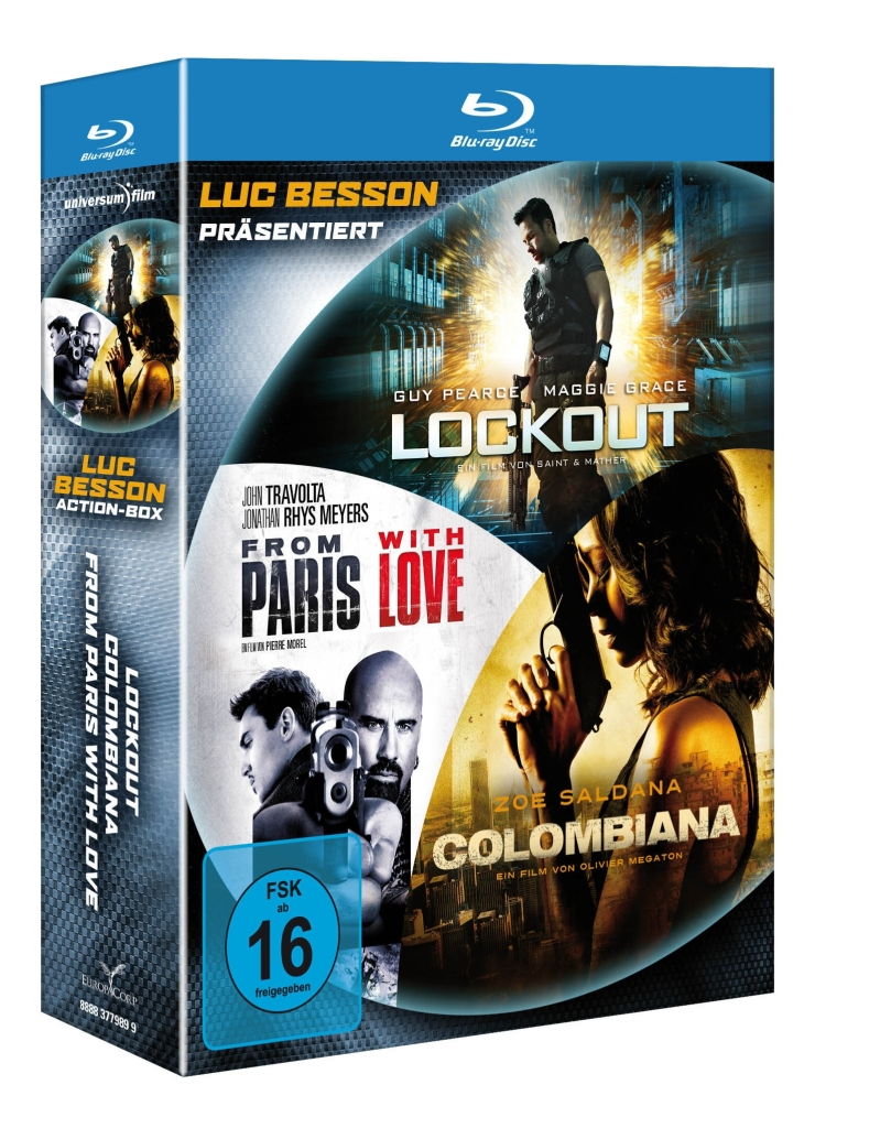 Brick Mansions Special Luc Besson Actionbox