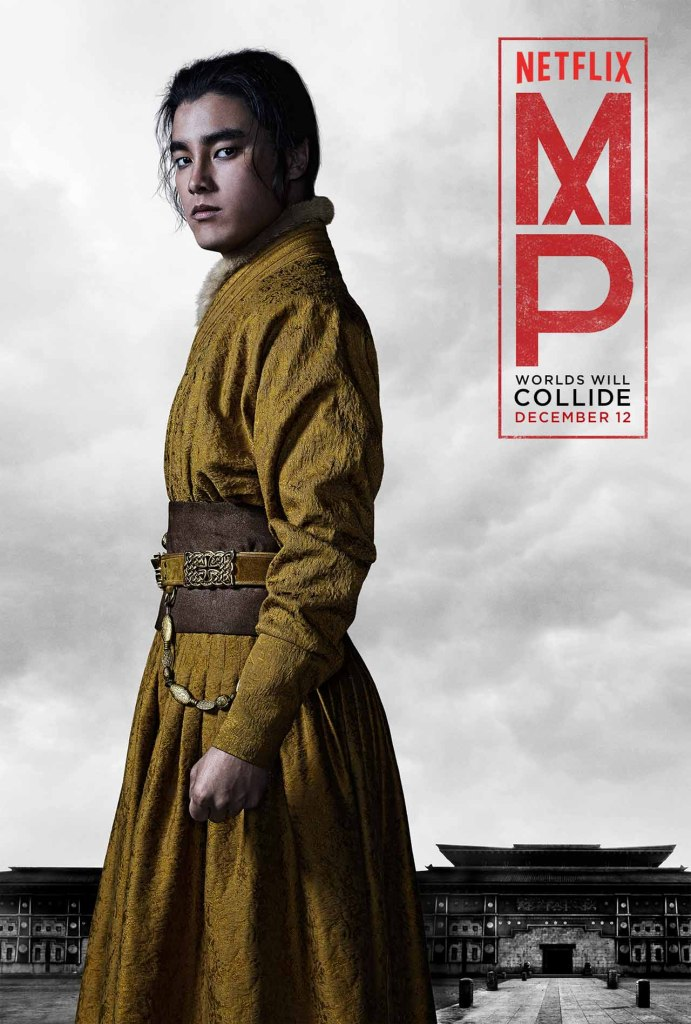 Marco Polo Trailer und Charakterposter 2