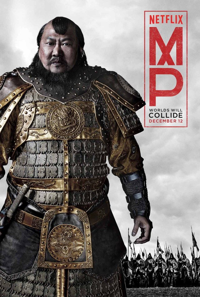 Marco Polo Trailer und Charakterposter 4