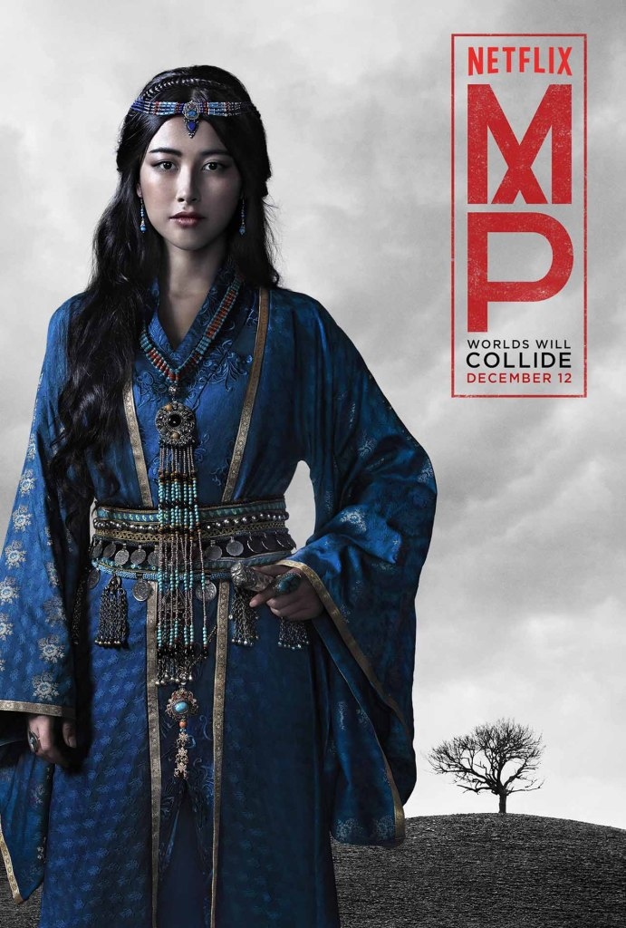 Marco Polo Trailer und Charakterposter 5