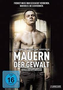 Mauern der Gewalt (2013) DVD-Cover