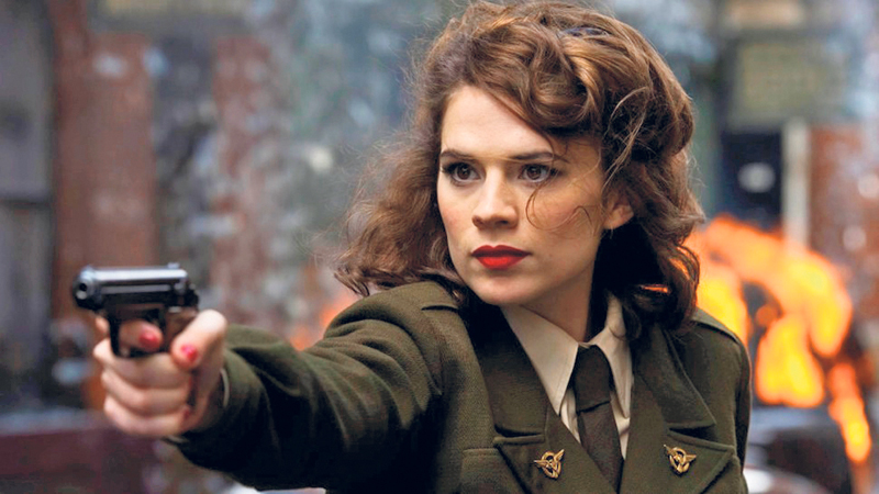 Hayley Atwell Ant Man