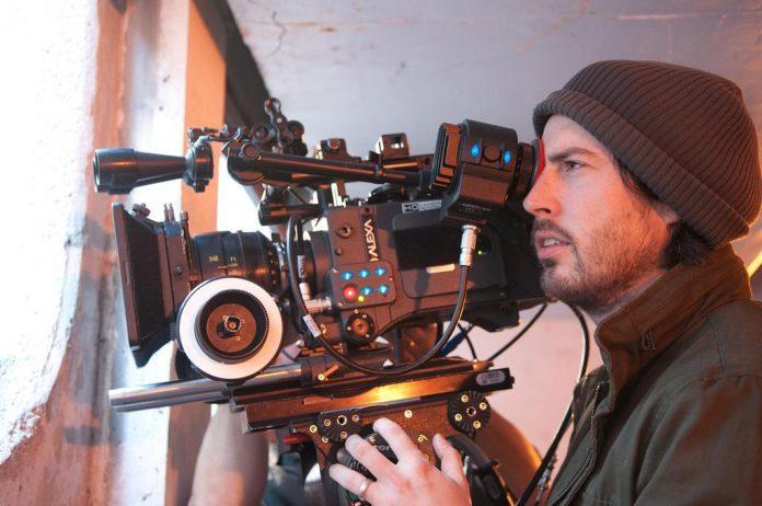 Jason Reitman am Set von Young Adult (2011) © Paramount Pictures