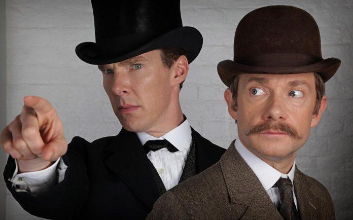 Sherlock 2015 Special