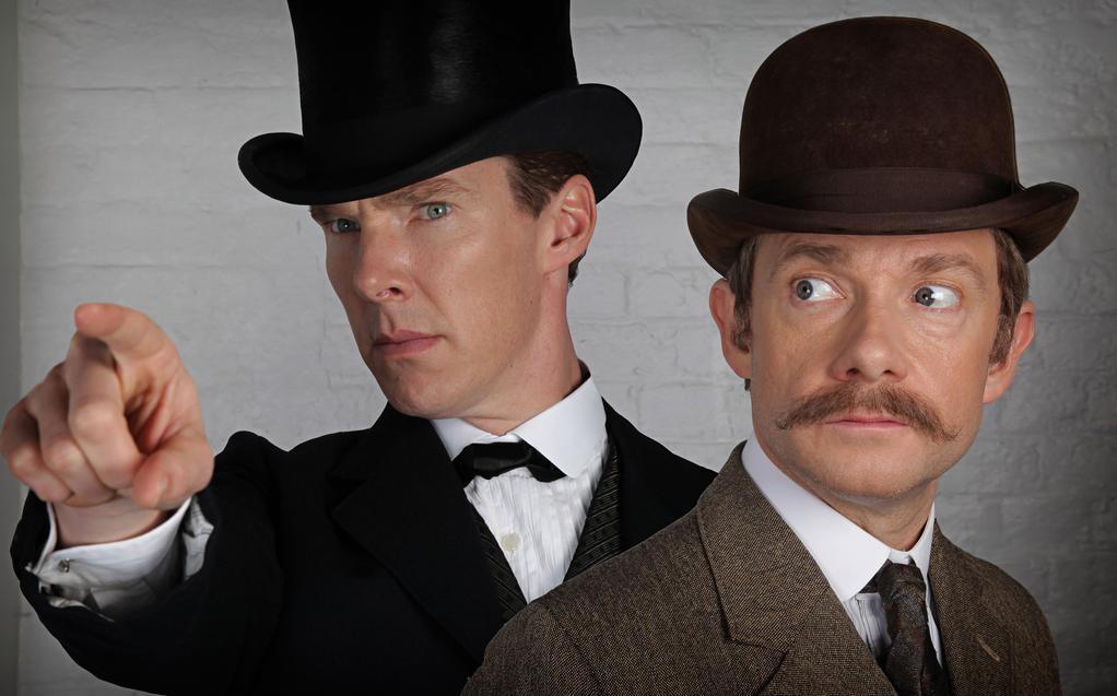 Sherlock Special Foto
