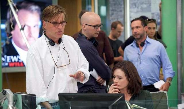 "Aaron Sorkin ""The Newsroom"""