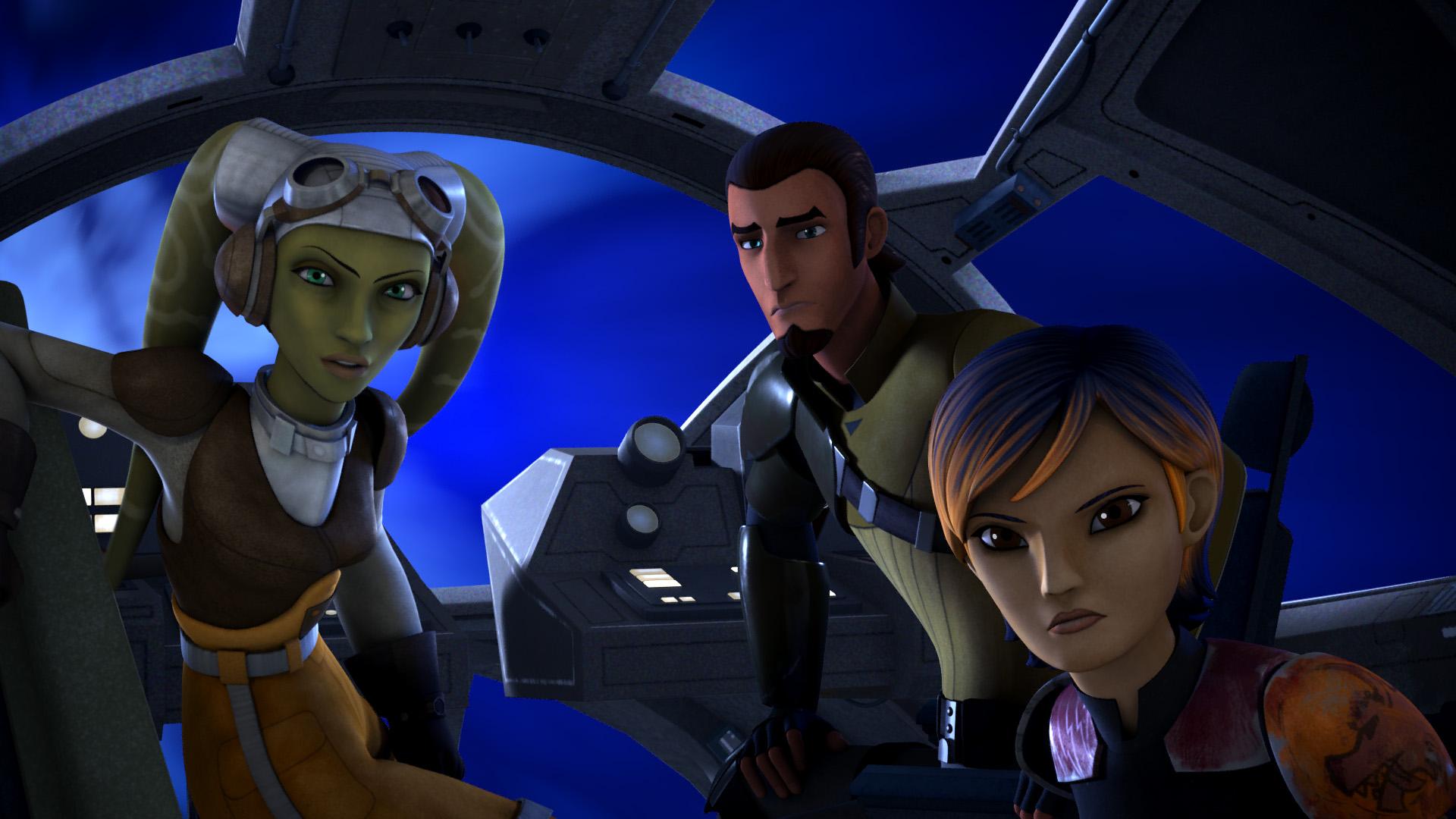 Star Wars Animationsserie