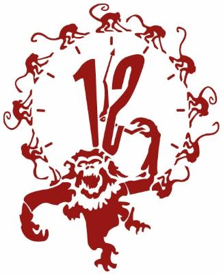 12 Monkeys Poster 2