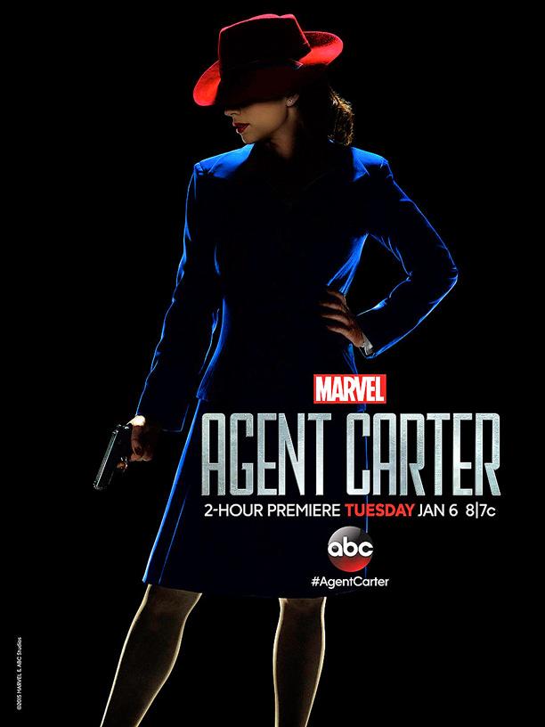 Agent Carter Plakat 1