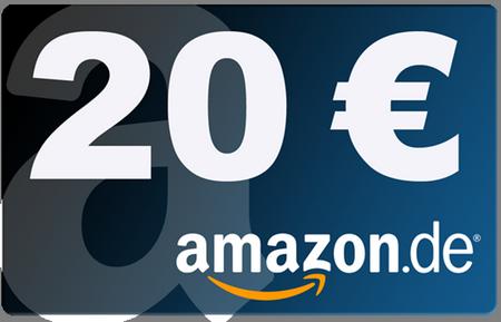 Adventsgewinnspiel Amazon Gutschein