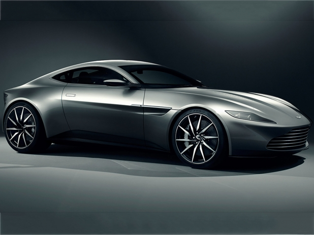 James Bond Spectre Auto