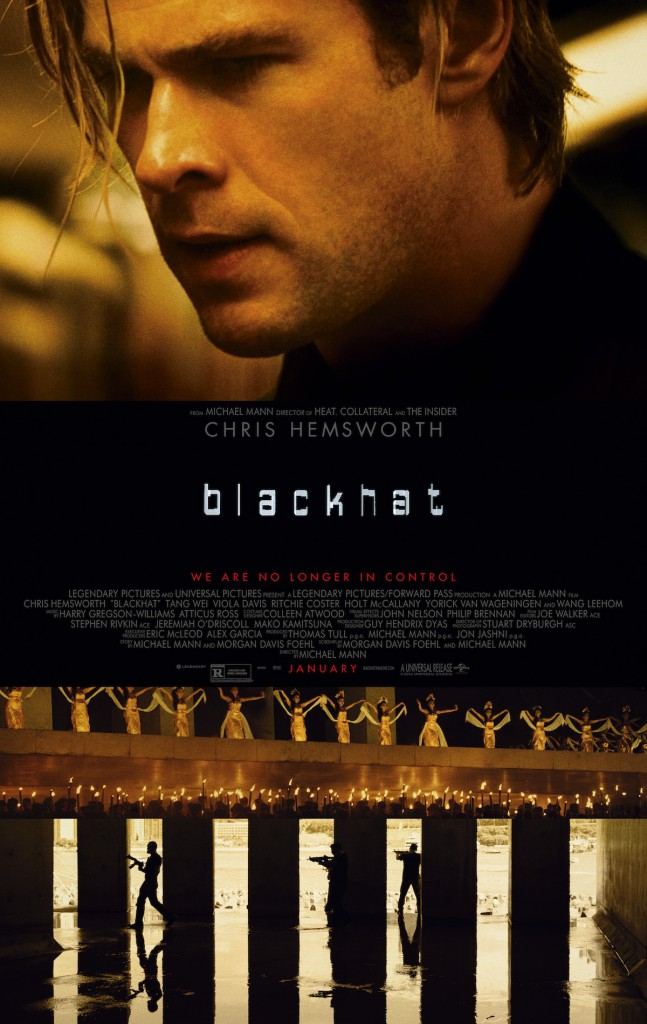 Blackhat Trailer & Poster