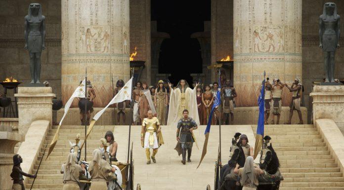 Exodus (2014) Beitrag