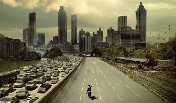 The Walking Dead Los Angeles