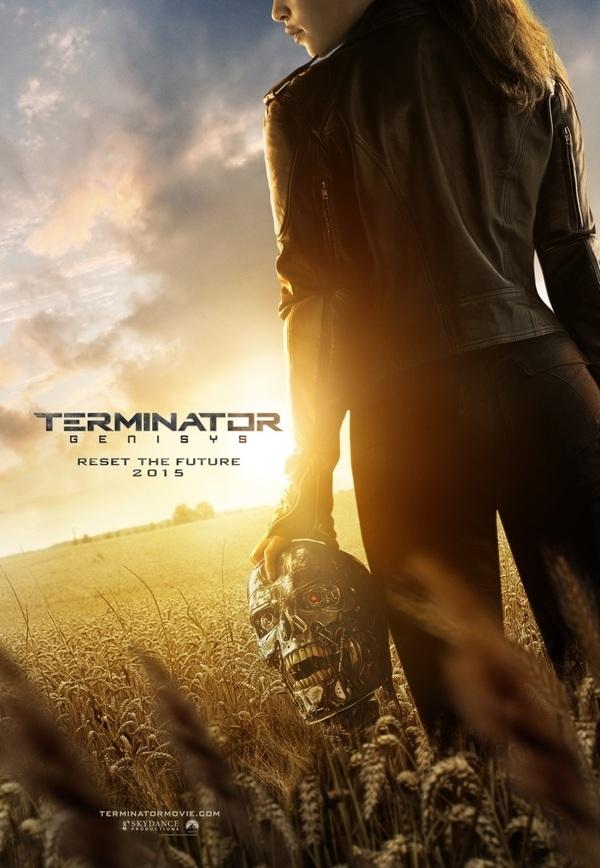 Terminator Genisys Trailer & Poster