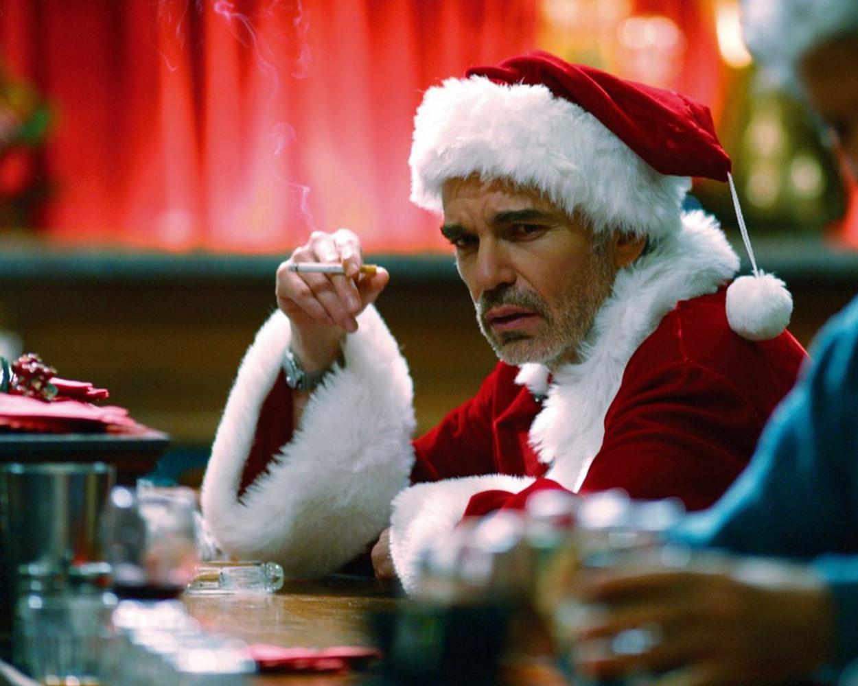 Die besten Weihnachtsfilme aller Zeiten Bad Santa 1