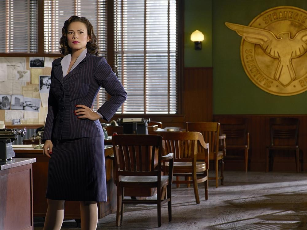 Marvels Agent Carter Atwell