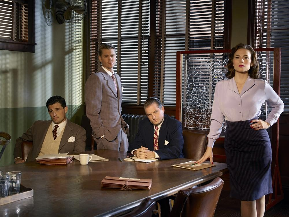 Marvels Agent Carter Cast