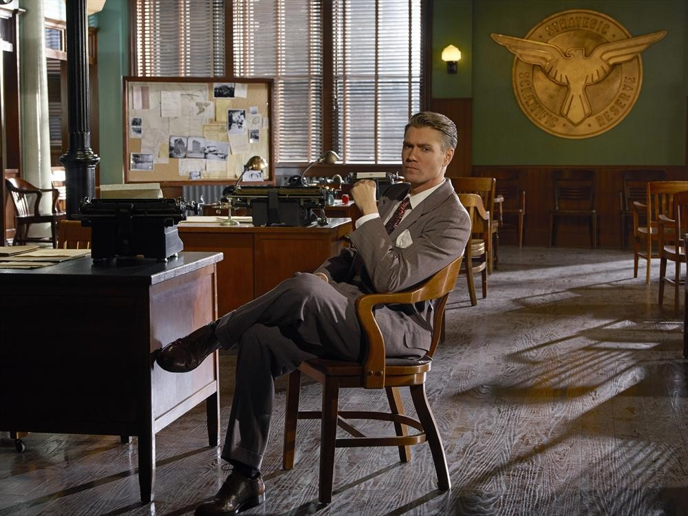 Marvels Agent Carter Chad Michael Murray