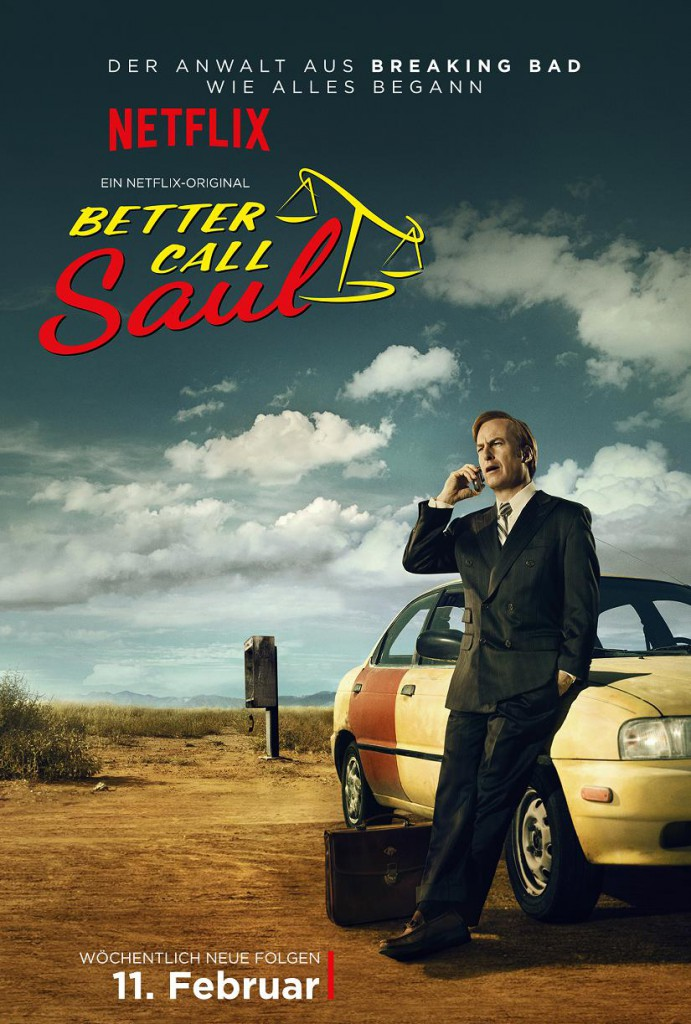 Better Call Saul German