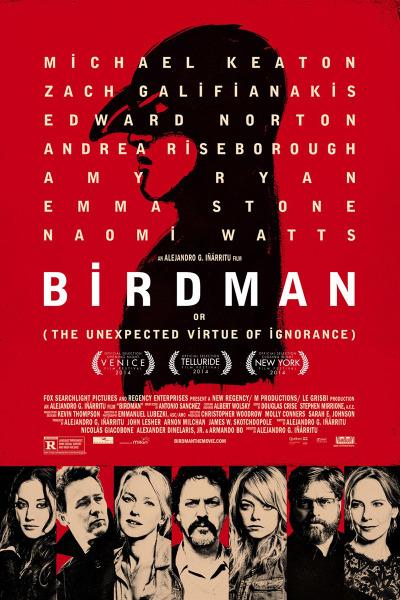 Oscars Vorschau 2014 Teil 3 Birdman