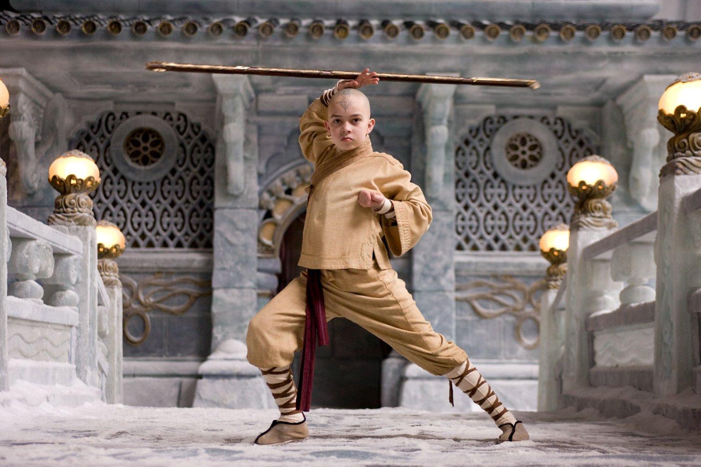 Die Legende von Aang Filmbild 1