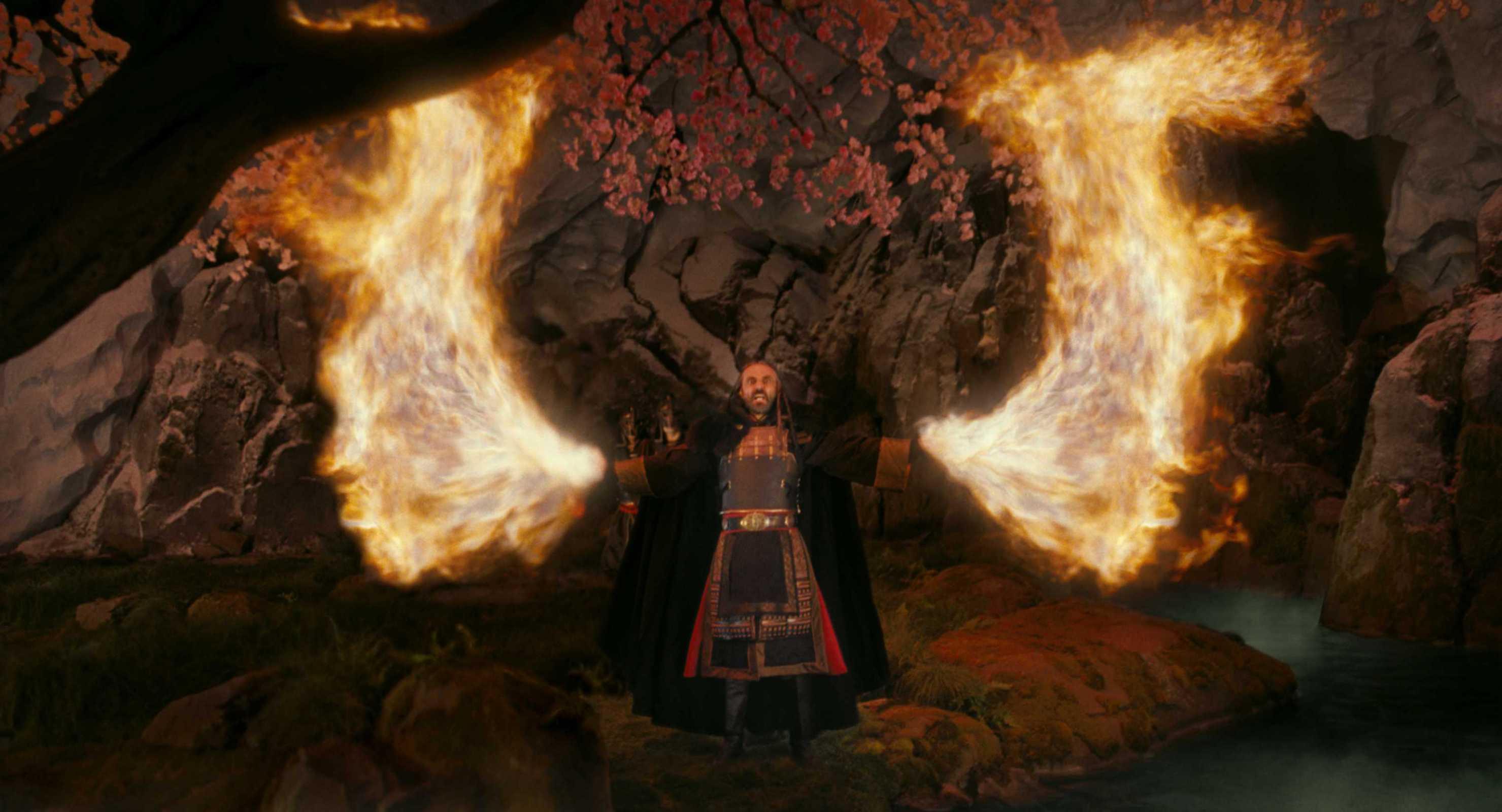 Die Legende von Aang Filmbild 2
