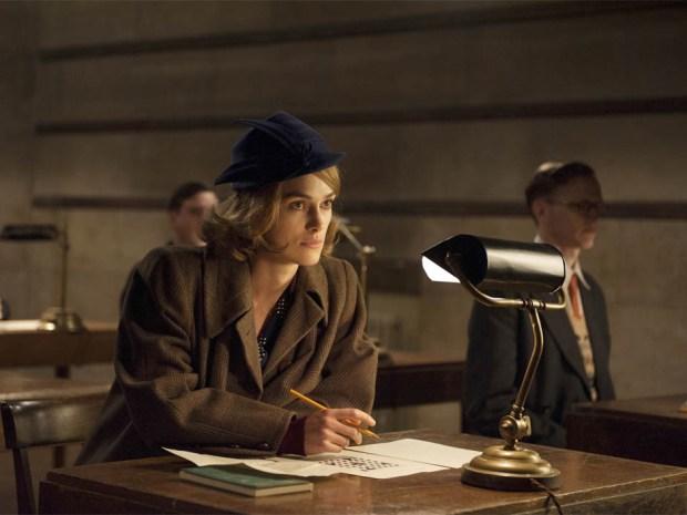 Oscars 2014 Vorschau Teil 2 Keira Knightley