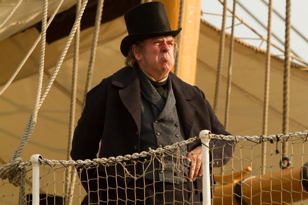 Oscars 2014 Vorschau Teil 2 Timothy Spall