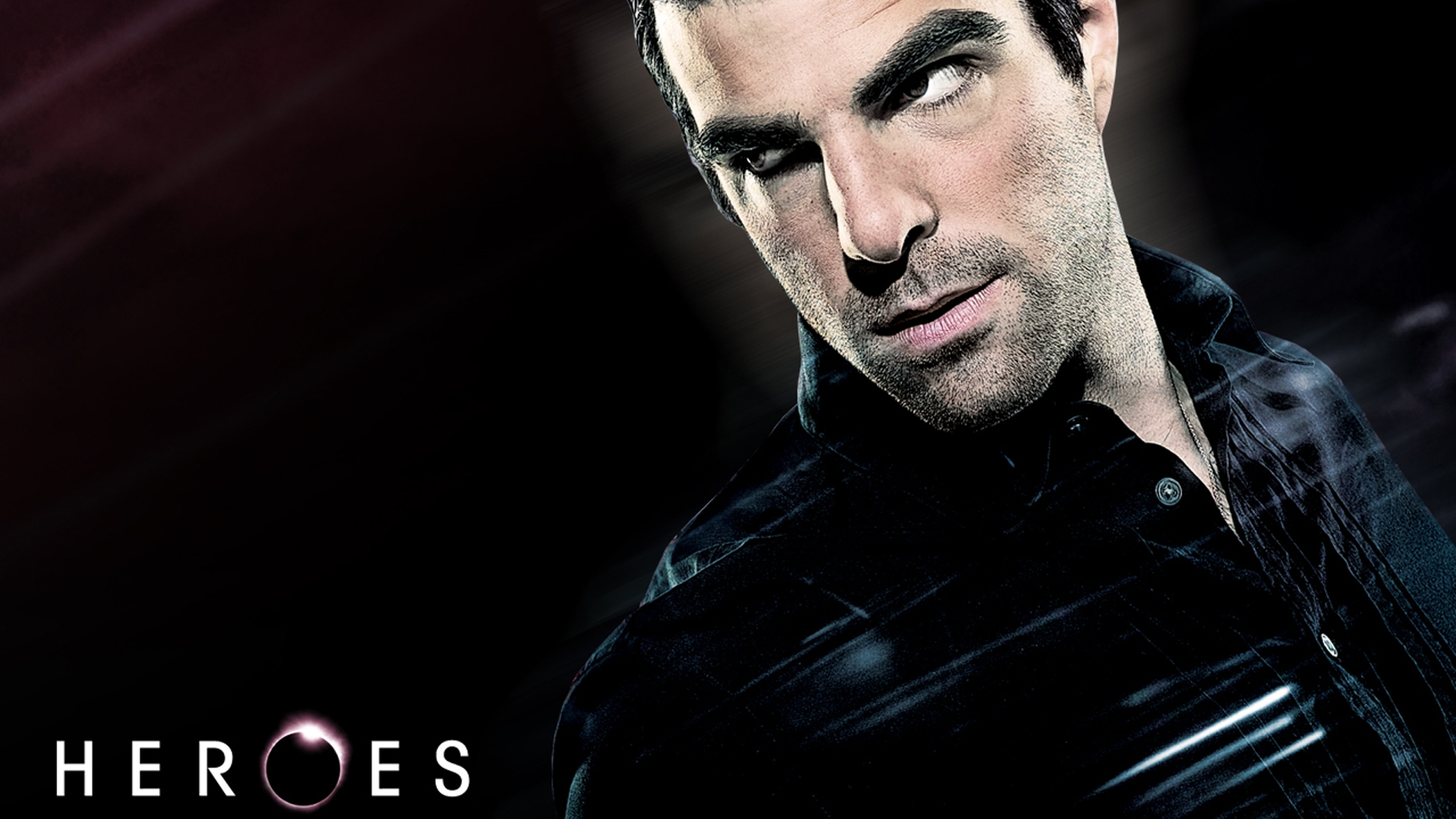 Heroes Reborn Zachary Quinto