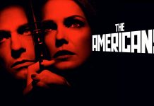 The Americans Staffel 3 Plakat