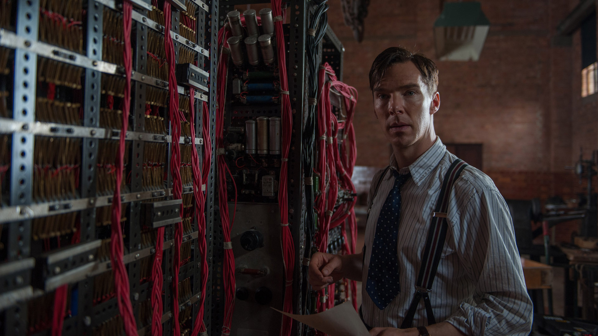 The Imitation Game (2014) Filmkritik
