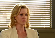 Anna Gunn Criminal Minds