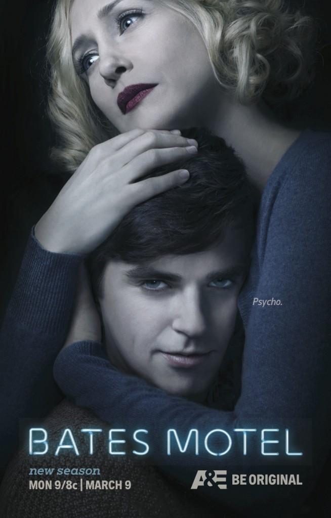 Bates Motel Season 3 Poster 1