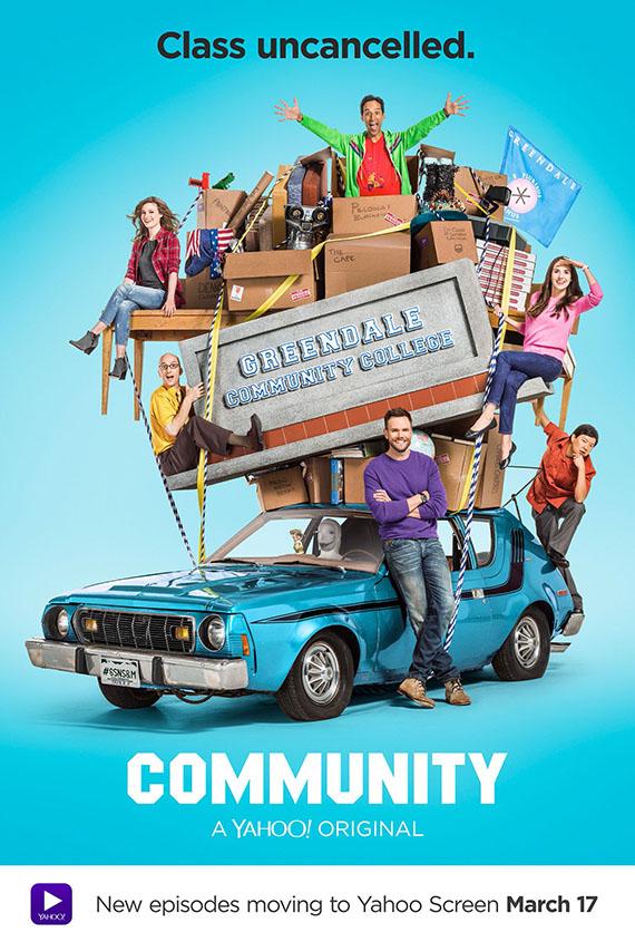 Community Season 6 Poster & Bilder 1