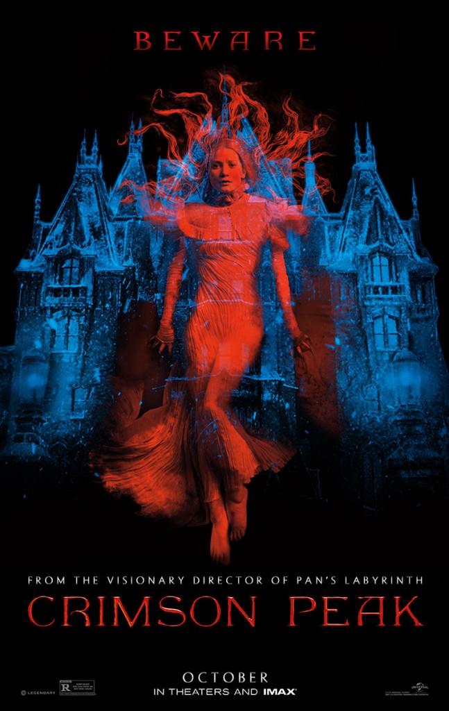 Crimson Peak Trailer & Poster 1