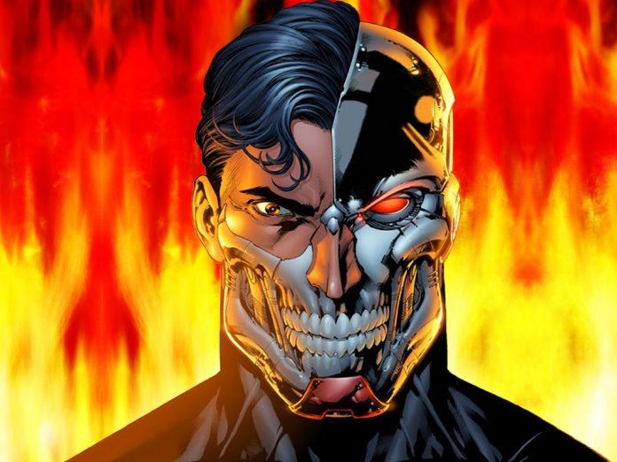 Supergirl TV Serie Cyborg Superman