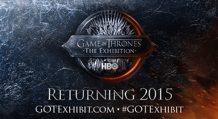 Game of Thrones Ausstellung Berlin