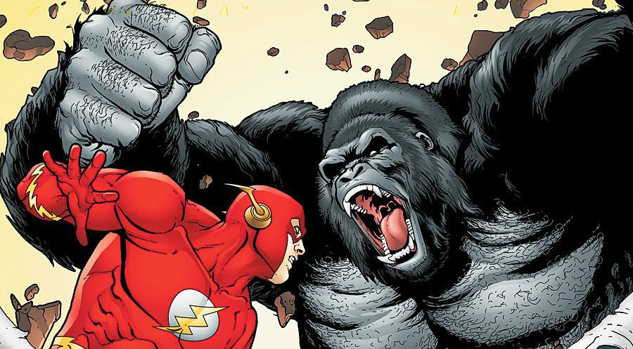 The Flash Grodd