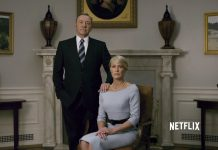 House of Cards Season 3 Spot