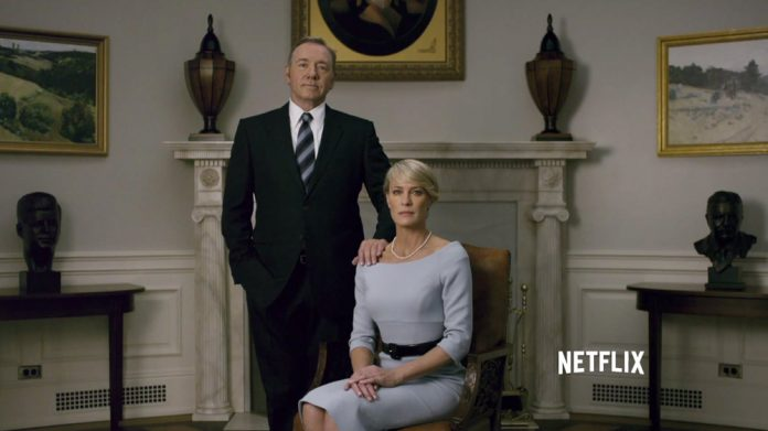 House of Cards Season 3 Spot