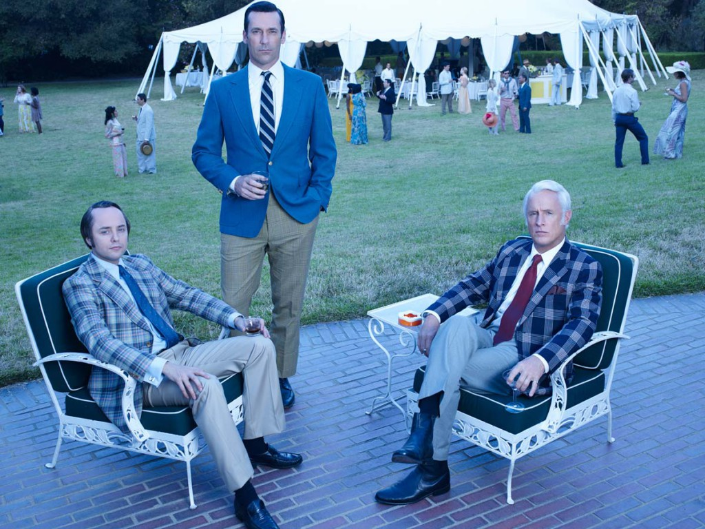 Mad Men Season 7 Teaser Bilder 1