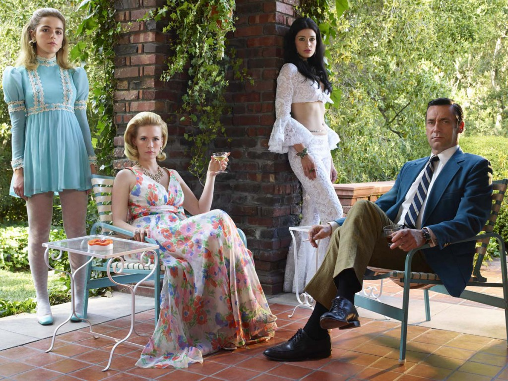 Mad Men Season 7 Teaser Bilder 3