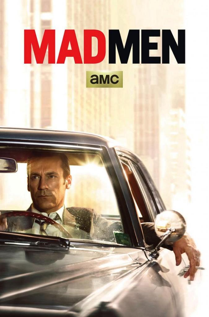 Mad Men Season 7 Poster